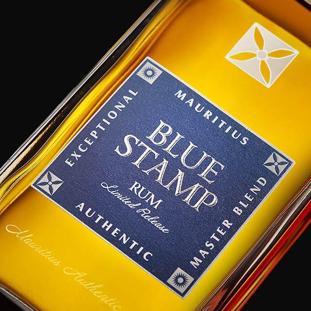 Blue Stamp rum