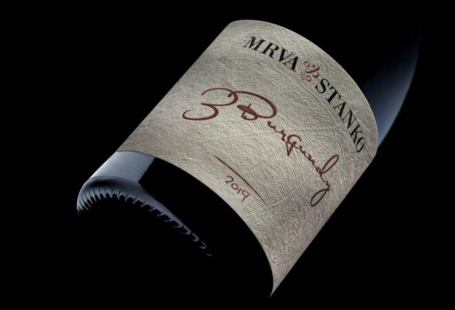 Mrva & Stanko - 3 Burgundy